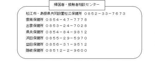 松江 市 コロナ 感染 者